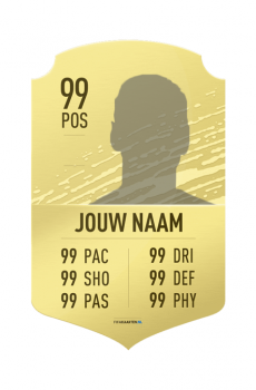 rare gold card fut